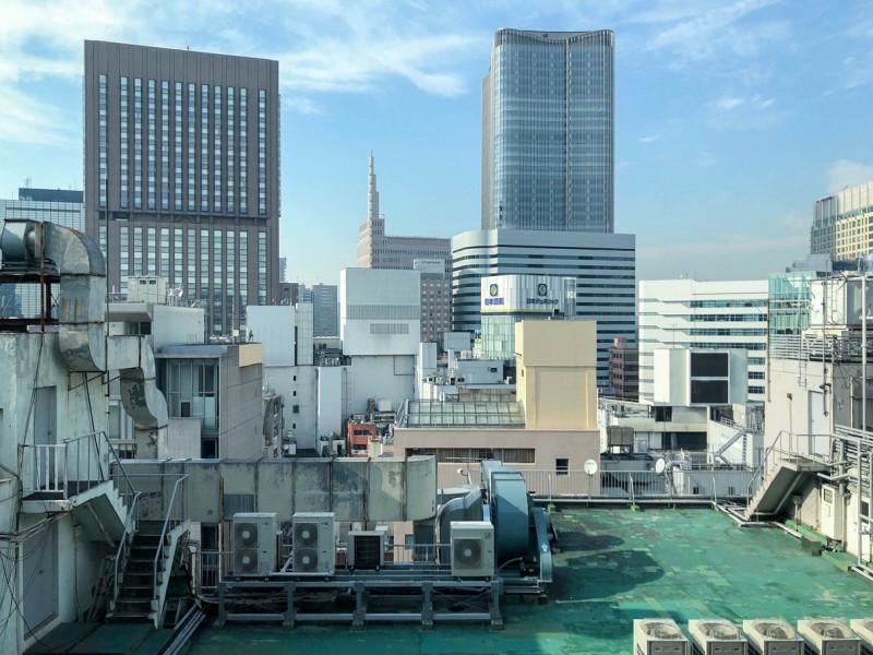Hyatt Centric Ginza Tokyo standerd king 201802 6