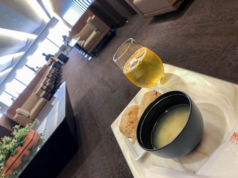Fukuoka AP ana suite lounge