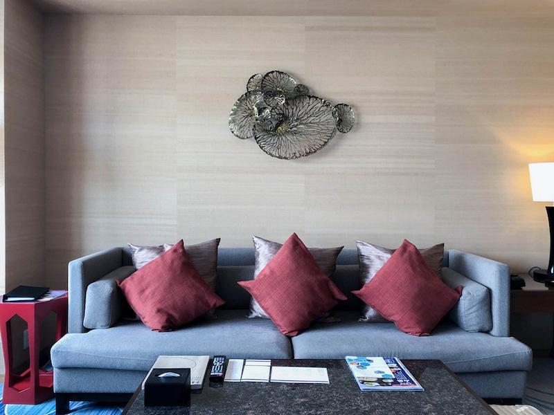 hyatt regency naha suite king 201812 2