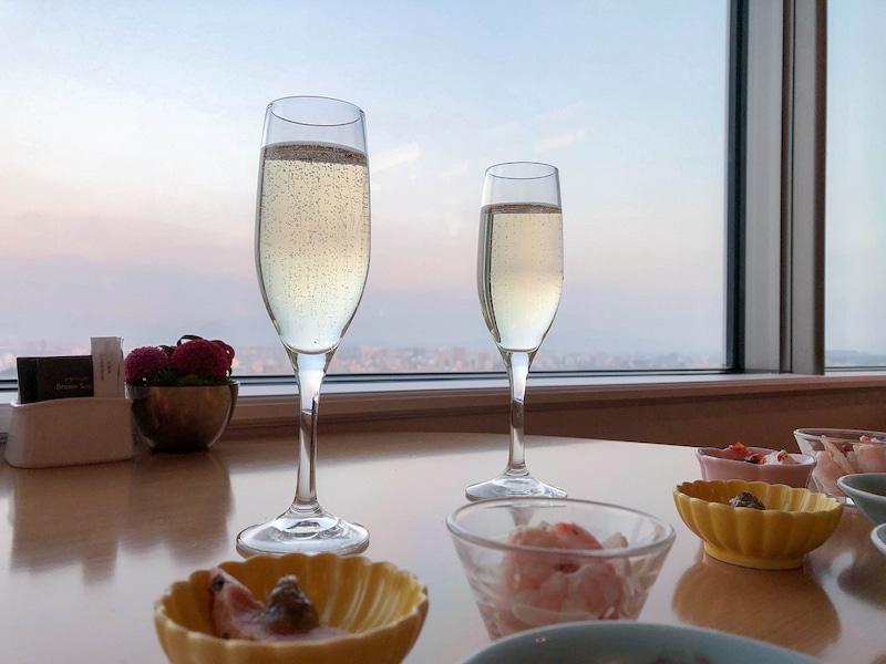 hilton fukuoka seahowk panoramic suite 201901 7