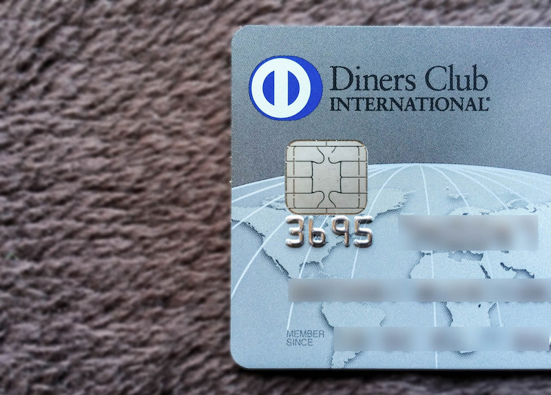 Diners Club Card 201905