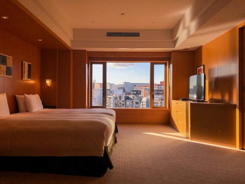 grand hyatt fukuoka executive suite twin 201901 4