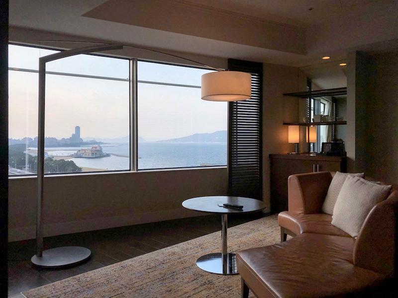 hilton fukuoka seahowk panoramic suite 201901 3
