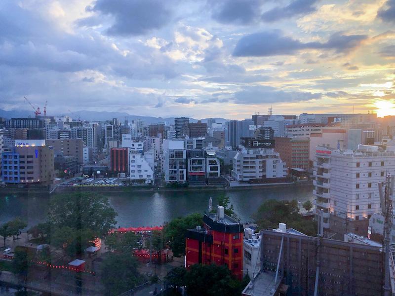 Grand hyatt fukuoka 201909 5
